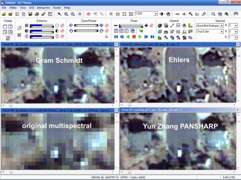 images viewed in GLT viewer